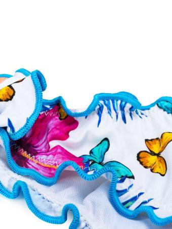 MC2 Saint Barth Girls Bikini Butterfly