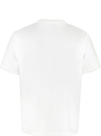 Our Legacy Box Cotton Crew-neck T-shirt