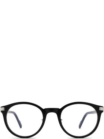 Cartier Eyewear Cartier Ct0312o Black Glasses