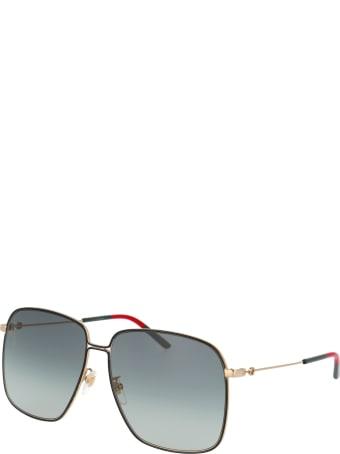 Gucci Gg0394s Sunglasses