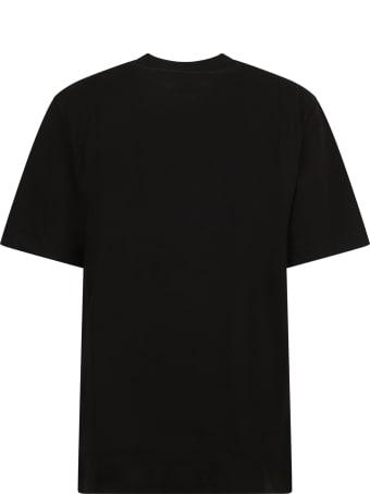 Daily Paper T-shirt Nero/verde