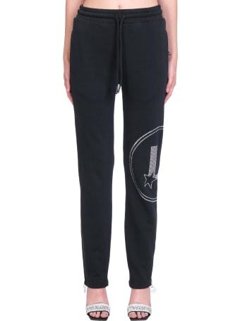 Lourdes Pants In Black Cotton