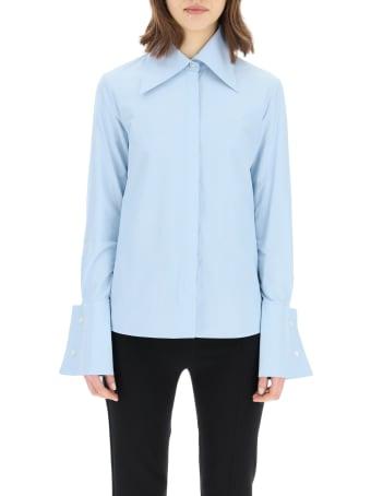 A.W.A.K.E. Mode Cotton Blend Shirt