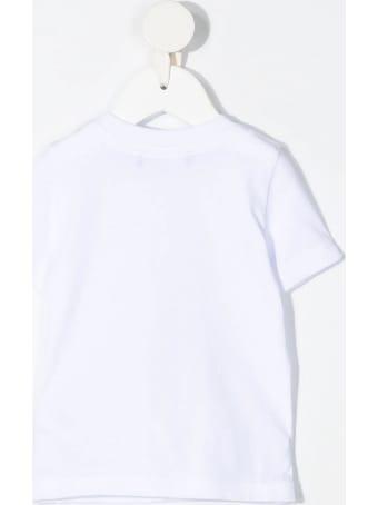 Dsquared2 Newborn White D2kids Icon T-shirt