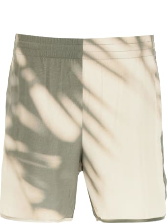 Blue Sky Inn Shadow Viscose Shorts