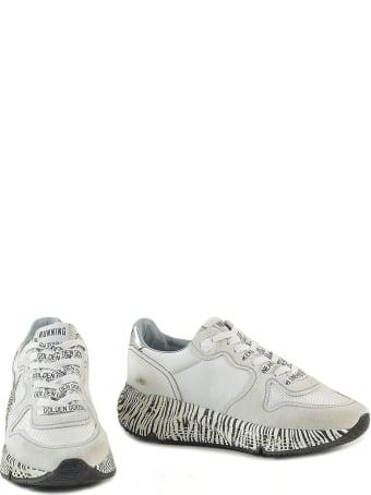 Golden Goose Women's White / Black Sneakers