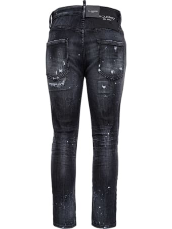Dsquared2 D2 Cool Girl Denim Jeans