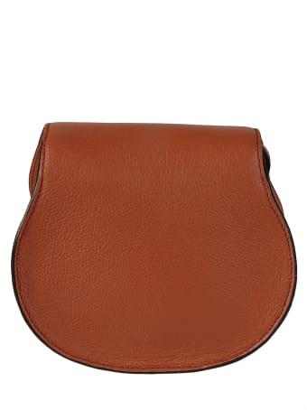 Chloé Marcie Small Saddle Shoulder Bag