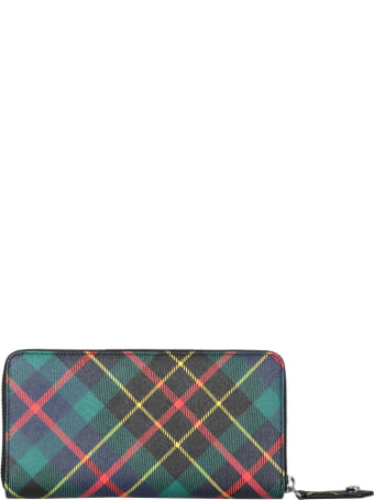 Vivienne Westwood Classic Wallet With Zip