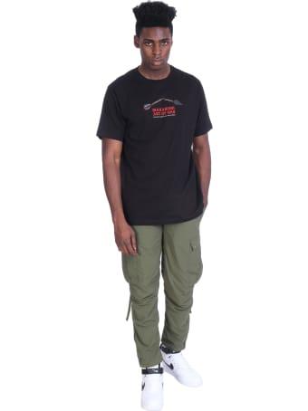 Maharishi Pants In Green Cotton