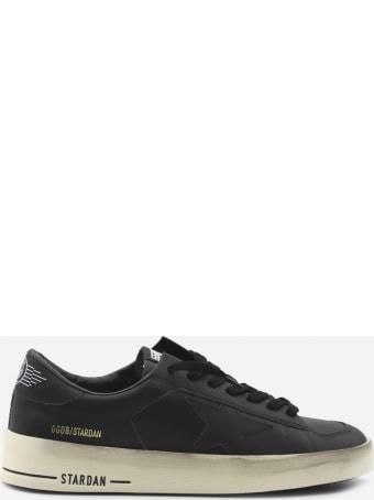 Golden Goose Stardan Sneakers In Leather