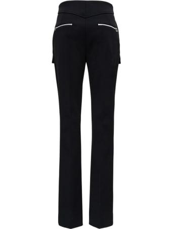Bottega Veneta Cavalry Trousers In Stretch Fabric Wool