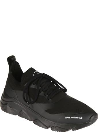 Karl Lagerfeld Maison Karl Knit Sneakers