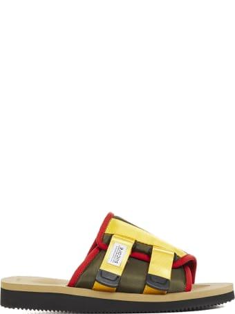 SUICOKE Wab-cab Sandals