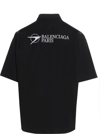 Balenciaga ' Paris' Shirt