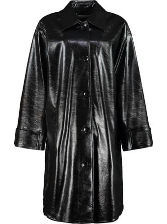 STAND STUDIO Kali Faux Leather Coat