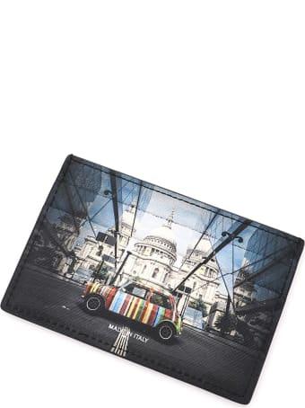 Paul Smith Mini Print Card Holder