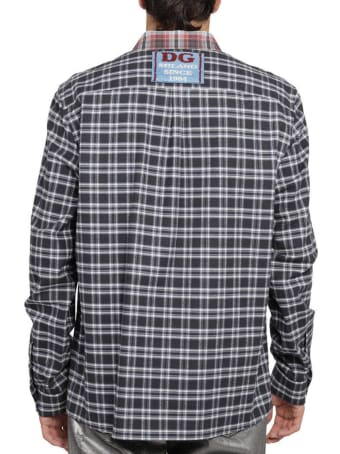 Dolce & Gabbana Patckwork Shirt