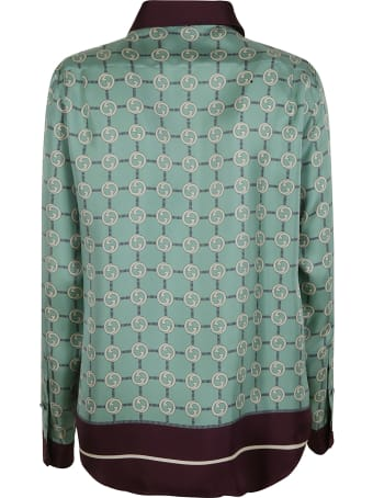 Gucci All-over Printed Shirt