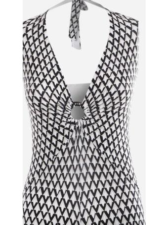 Fisico - Cristina Ferrari One-piece Suit With All-over Geometric Print