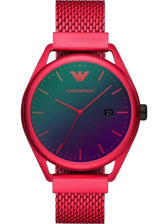 Emporio Armani Aluminum Men's Watch