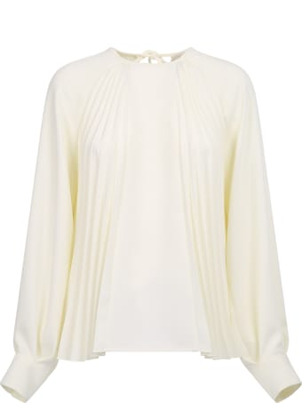 MSGM Pleated Blouse
