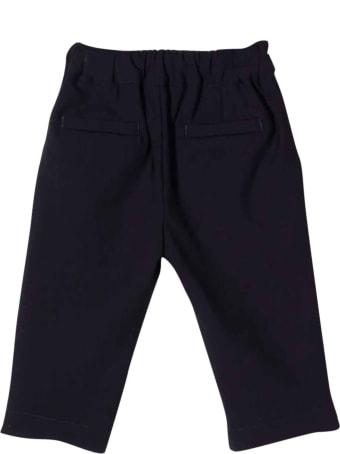 Balmain Blue Baby Trousers