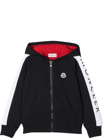 Moncler Black Sweatshirt Moncler Enfant