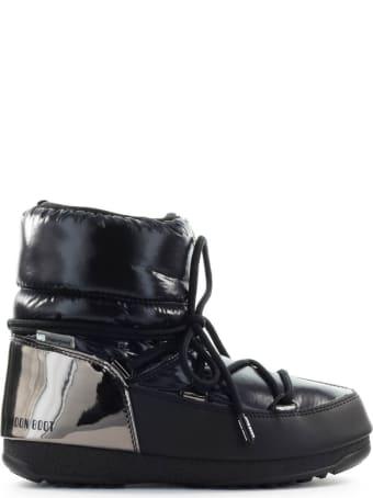 Moon Boot Low Aspen Wp Black Snow Boot
