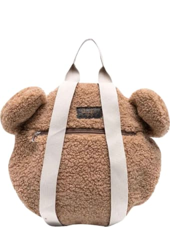 Il Gufo Teddy Backpack With Zip
