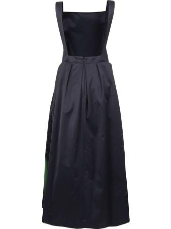 Dries Van Noten Damela 2046 W.w.dress