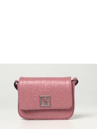 Armani Collezioni Armani Exchange Crossbody Bags Armani Exchange Bag In Synthetic Leather With Logo