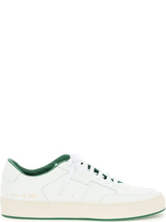 Common Projects Leather Tennis Sneakers