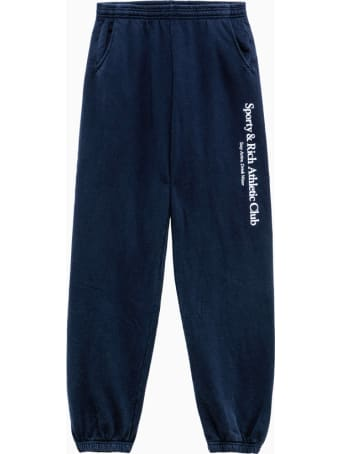Sporty & Rich Sporty And Rich Athletic Club Pants Sw262na