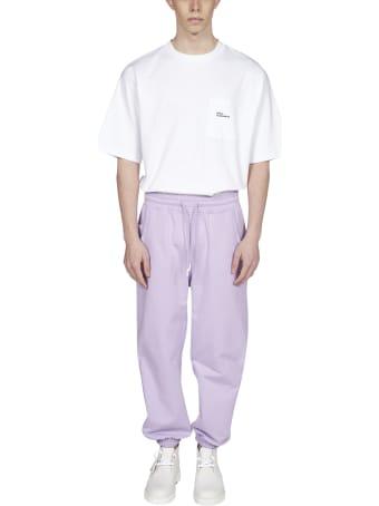 Drôle de Monsieur Logo Cotton Sweatpants