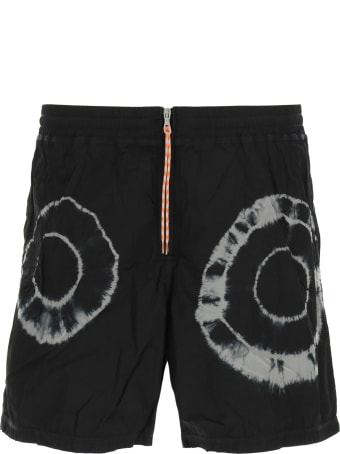 Aries Tie-dye Nylon Shorts