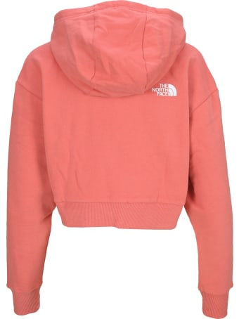 The North Face North Face Crop Hoodie