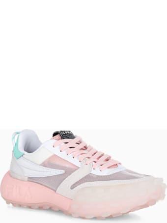 """Fila Fila Gara """"shell Pink / White"""""""