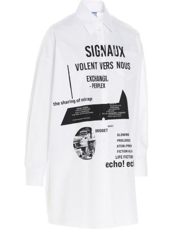 Prada 'signaux' Dress