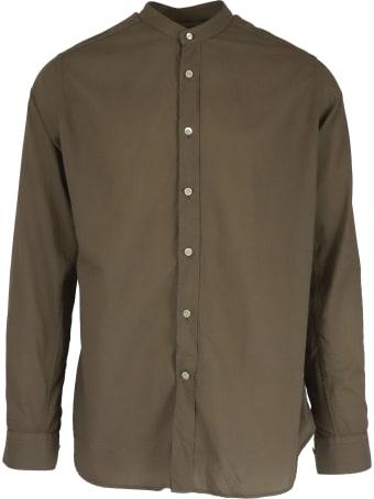 Guglielminotti Camicia Collo Guru Shirt