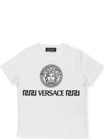 Versace Cotton T-shirt
