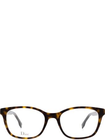 Dior Dior Dioretoile2 Dark Havana Glasses