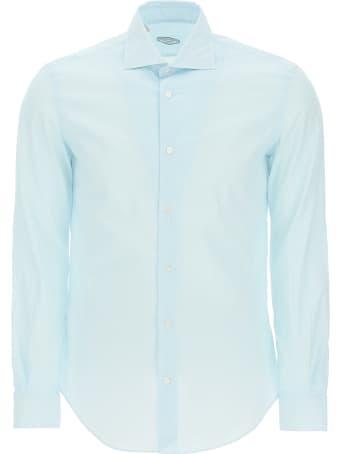 Vincenzo Di Ruggiero Patterned Cotton Shirt