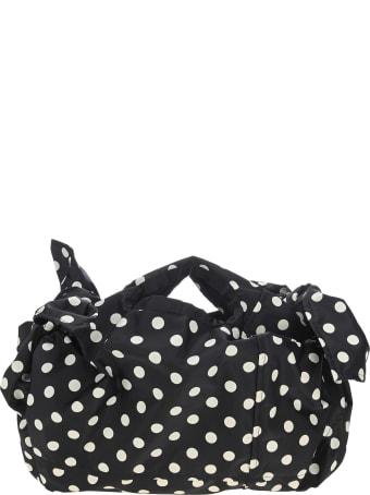 Comme Des Garçons Girl Polka Dot Print Tote Bag