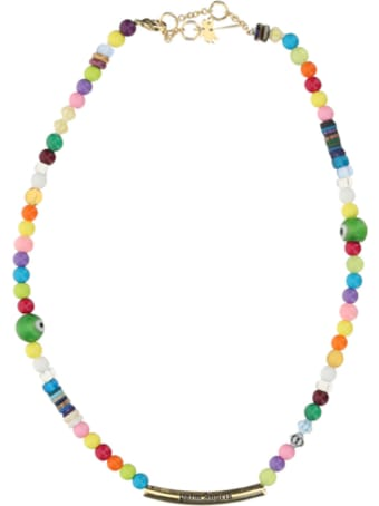 Palm Angels Rainbow Necklace