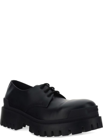 Balenciaga Strike Derby Shoes