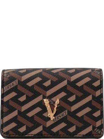 Versace 'la Greca Signature' Mini Bag