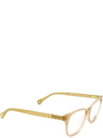 Chloé Chloé Cc0003o Nude Glasses
