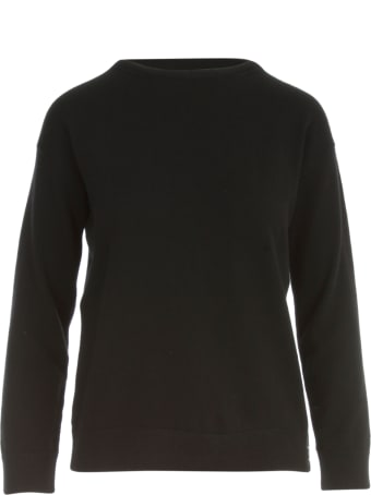 Anneclaire Sweater W/side Buttons