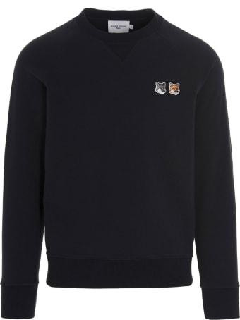 Maison Kitsuné 'fox Head' Sweatshirt
